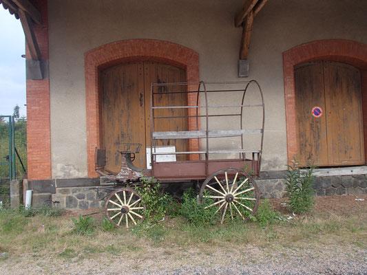 Standplatz La Chaisse Dieux der steht schon länger