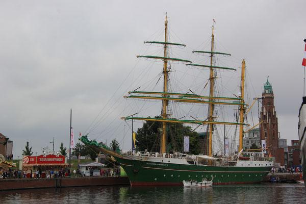 altes Segelschiff Bremerhaven