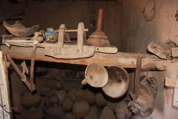 Handwerkszeug, Agadir Amtouti