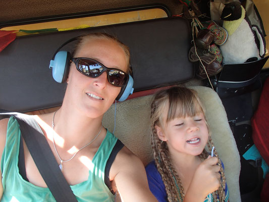 live Radio während der Fahrt