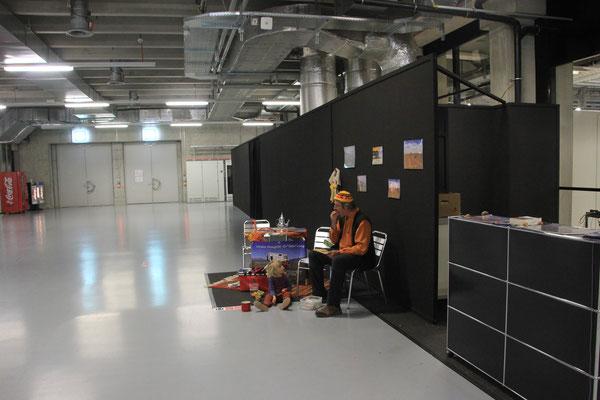 Mittagspause EXPO Bern