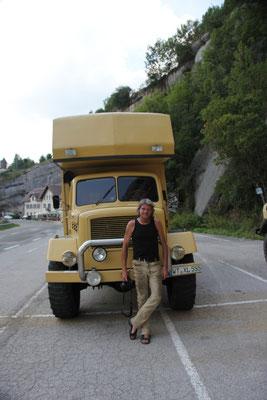 Mike und sein Truck