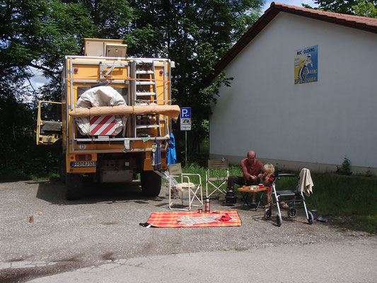 Standpplatz Olching