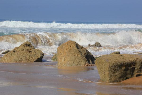 Brandung, terre de ocean