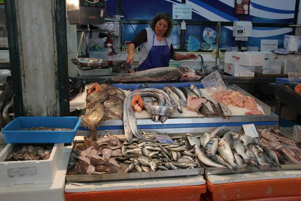 Fischmarkt, Lisabon
