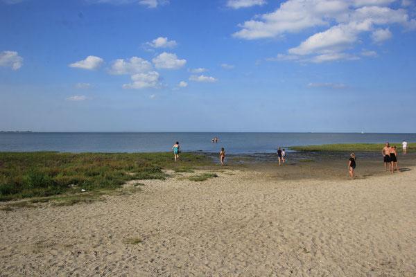 Strand bei Hooksiel