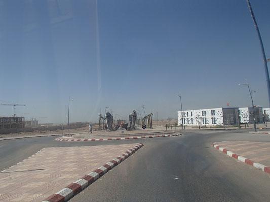 Kreisverkehr El Quatia
