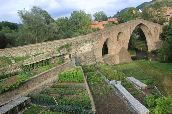 römische Brücke St.Joan bei Ripoll