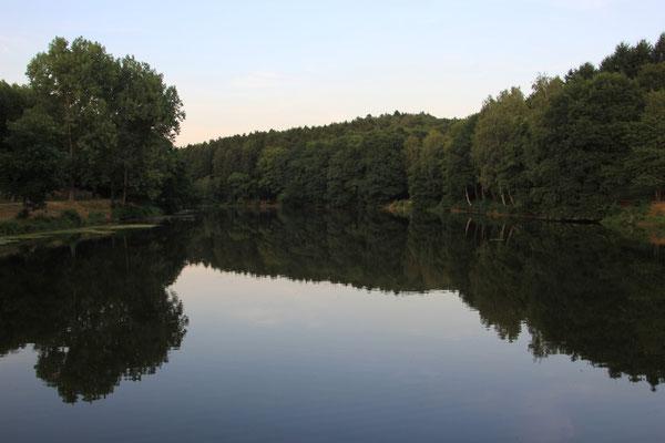 Wingertweiher bei Ottweiler