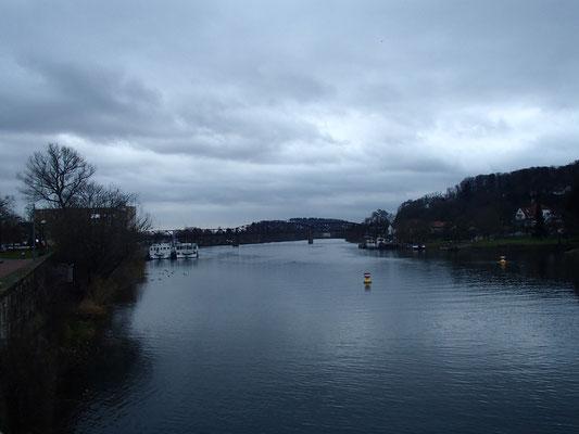 Weser in Hameln