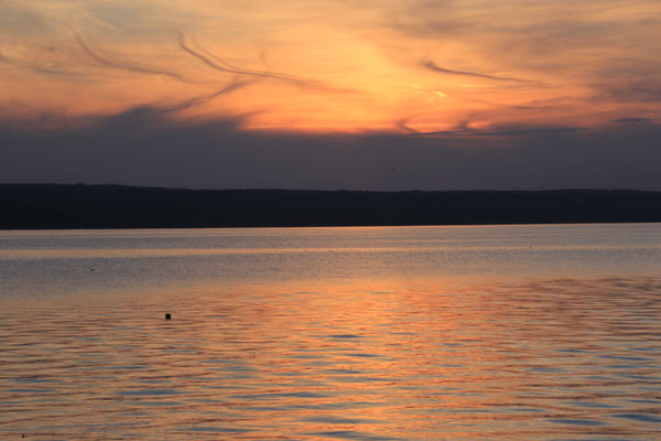 Sonnenuntergang Ammersee