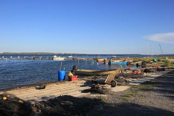 Hafen von Basges
