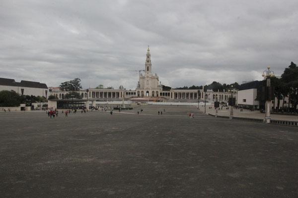 großer Platz, Fatima