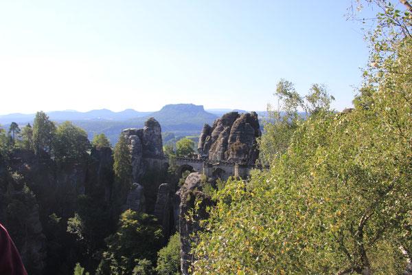 Bastei/sächsische Schweiz