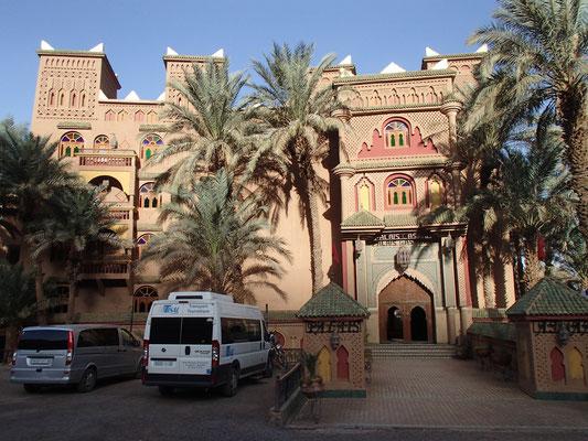 Hotel in Zagora Nähe Amezrou
