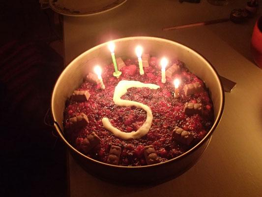 Sarah Geburtstag