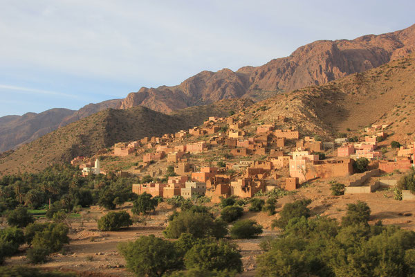 Amelntal Nähe Tafraoute