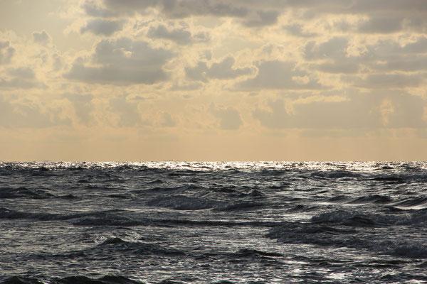 Abendstimmung Ostsee, Insel Wolin