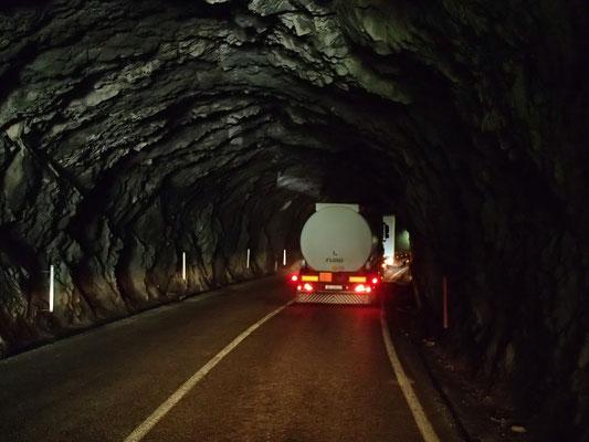 Tunnel Richtung Koslin