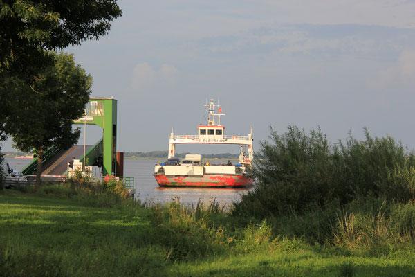 Elbfähre Wischhafen-Glückststadt