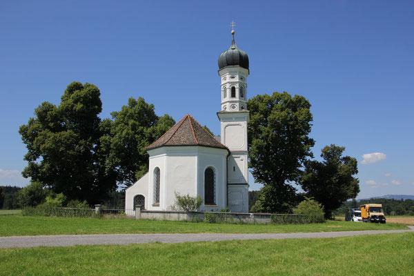 St. Andreas Kirche zu Etting