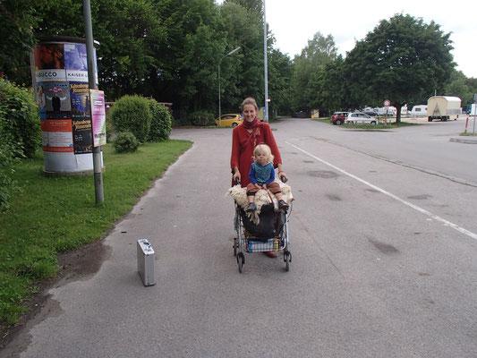 Kinder und sonstiger Transport, Olching