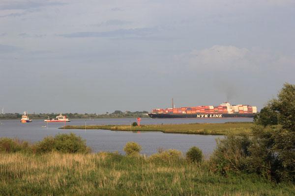 Handelsweg Elbe