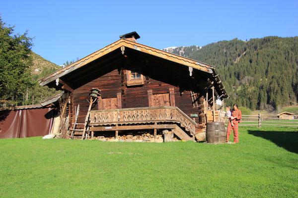 Häusl in Oberkrimml
