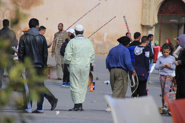 El Hedim, großer Platz Meknes