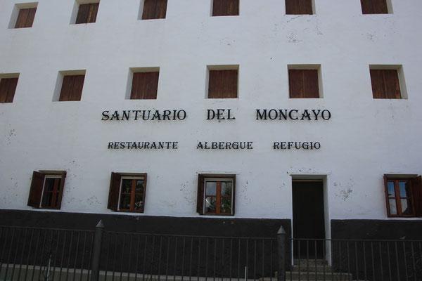 Santuario Moncayo 1620 m