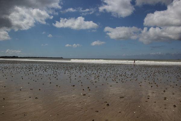 Strand bei La Baule