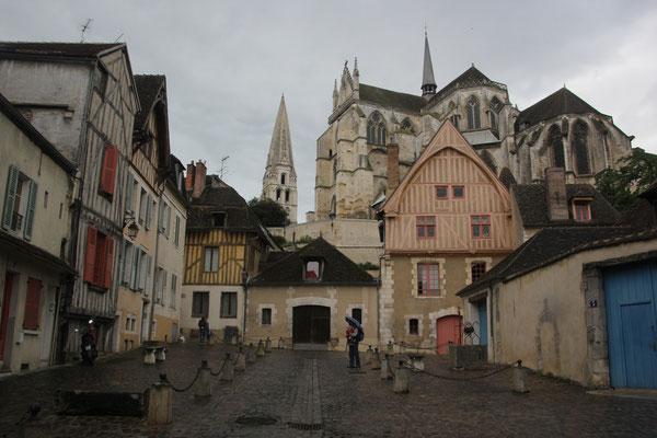 Altsstadt Auxerre