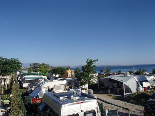 Campingplatz KRK