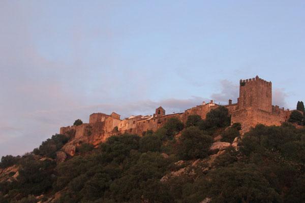 Standplatz Castello de Castellar