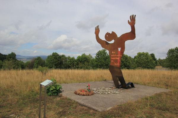 Der Deserteur, Kunst an der Grenze