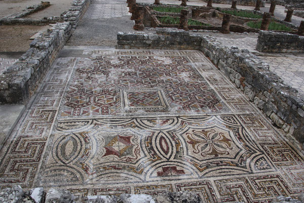 römische Ausgrabungen Conimbriga