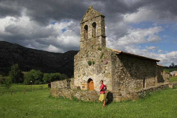 alte Kirche in Panes
