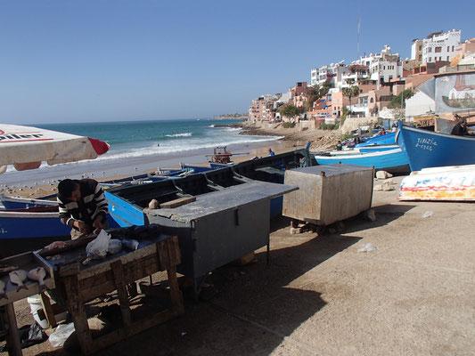 Fischmarkt von Thagazout