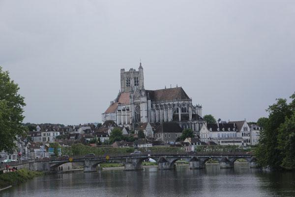 Kathedrale San Etienne, Auxerre