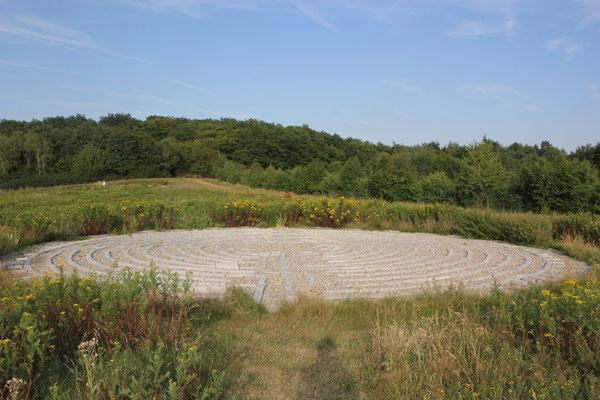 """Labyrinth von Chartres, """"Lichtberg"""""""