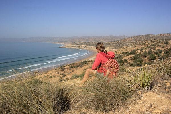 Stephanie, Sarah Mittagsschlaf, camp terre de ocean