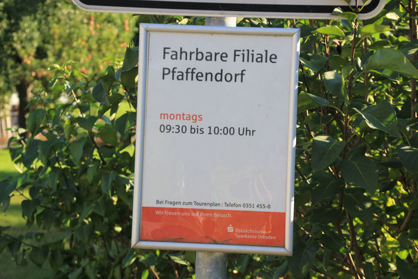 Infrastruktur in Pfaffendorf