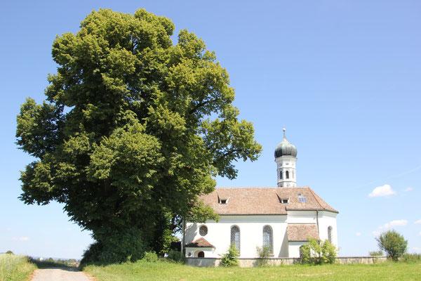 St. Andreaskirche zu Etting