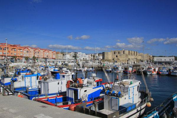 Hafen von Tarifa