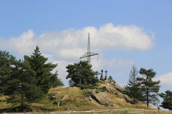 Gipfelkreuze Tschechien