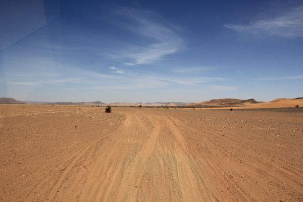 weiter Richtung Tafraoute