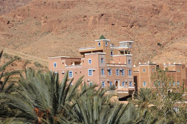 HotelKashba Thodraschlucht