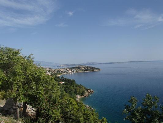 Sicht n. Stari Barka