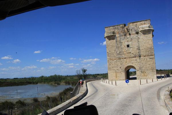 Torre de Carbonierre, bei Agues de mortes