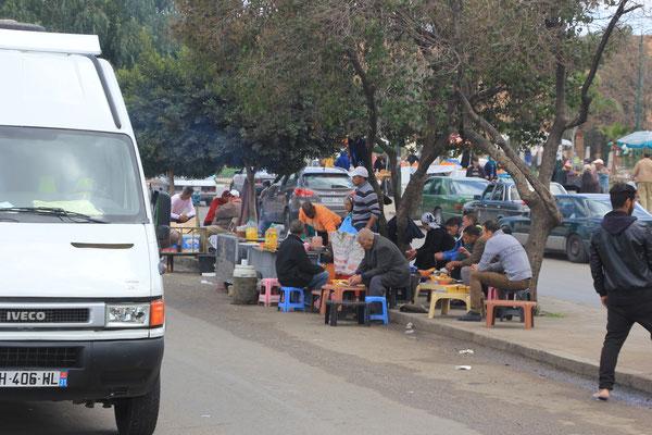 Fischstrassenrestaurant, Meknes